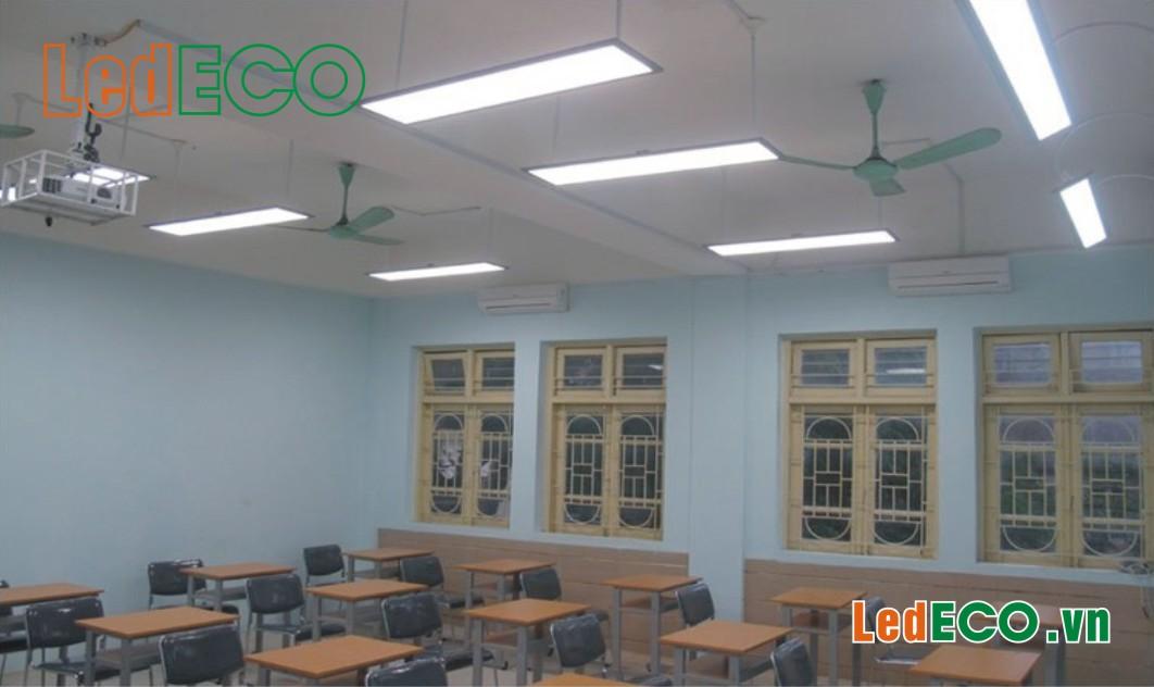 Đèn LED Panel phòng học
