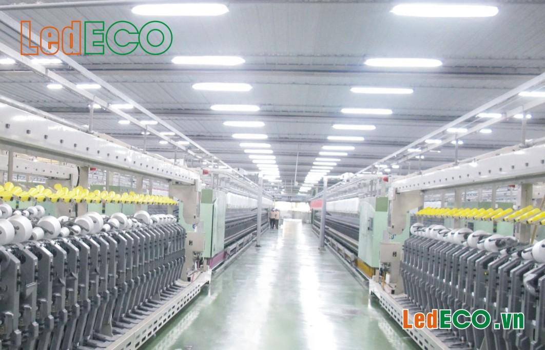 Dây cáp điện-Đèn chiếu sáng nhà máy
